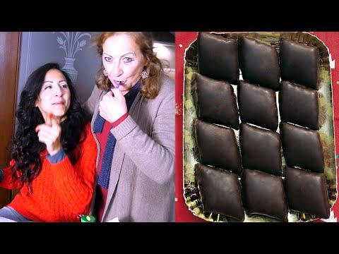 mostaccioli-al-cioccolato-con-tre-donne-pazze!-|-carlitadolce-cucina---healthy-chocolate-cookies
