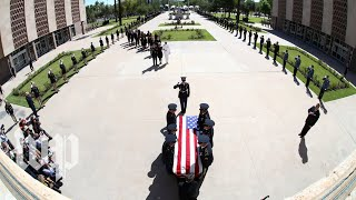 Arizona pays tribute to John McCain