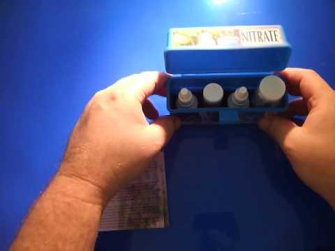 Aquasonic Nitrate Test Kit