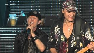 Scorpions - Loving You Sunday Morning Live @ Wacken Open Air 2012 - HD