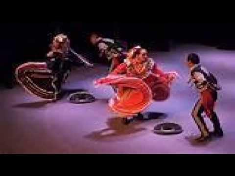 UNIENDO A LAS AMERICAS  (La Música Mexicana)