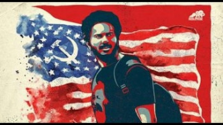 Comrade In America (CIA) Fan MAde Motion Poster