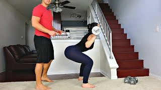 Best Home Equipment to Get a Bigger Butt!