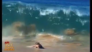 People Slammed By Massive Waves 3