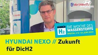 Zukunft für DicH2 || Hyundai NEXO