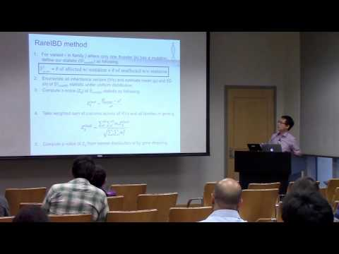 "Jae Hoon Sul: ""Large-scale genetic studies of human complex traits"""