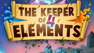 The Keeper Of 4 Elements Level1-3 Walkthrough