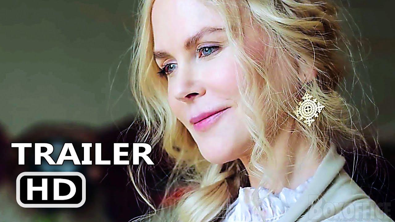 NINE PERFECT STRANGERS Trailer Teaser 20 Nicole Kidman, Luke Evans  Series