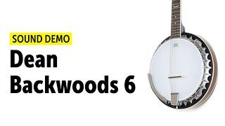 Dean Backwoods 6 - Sound Demo (no talking)