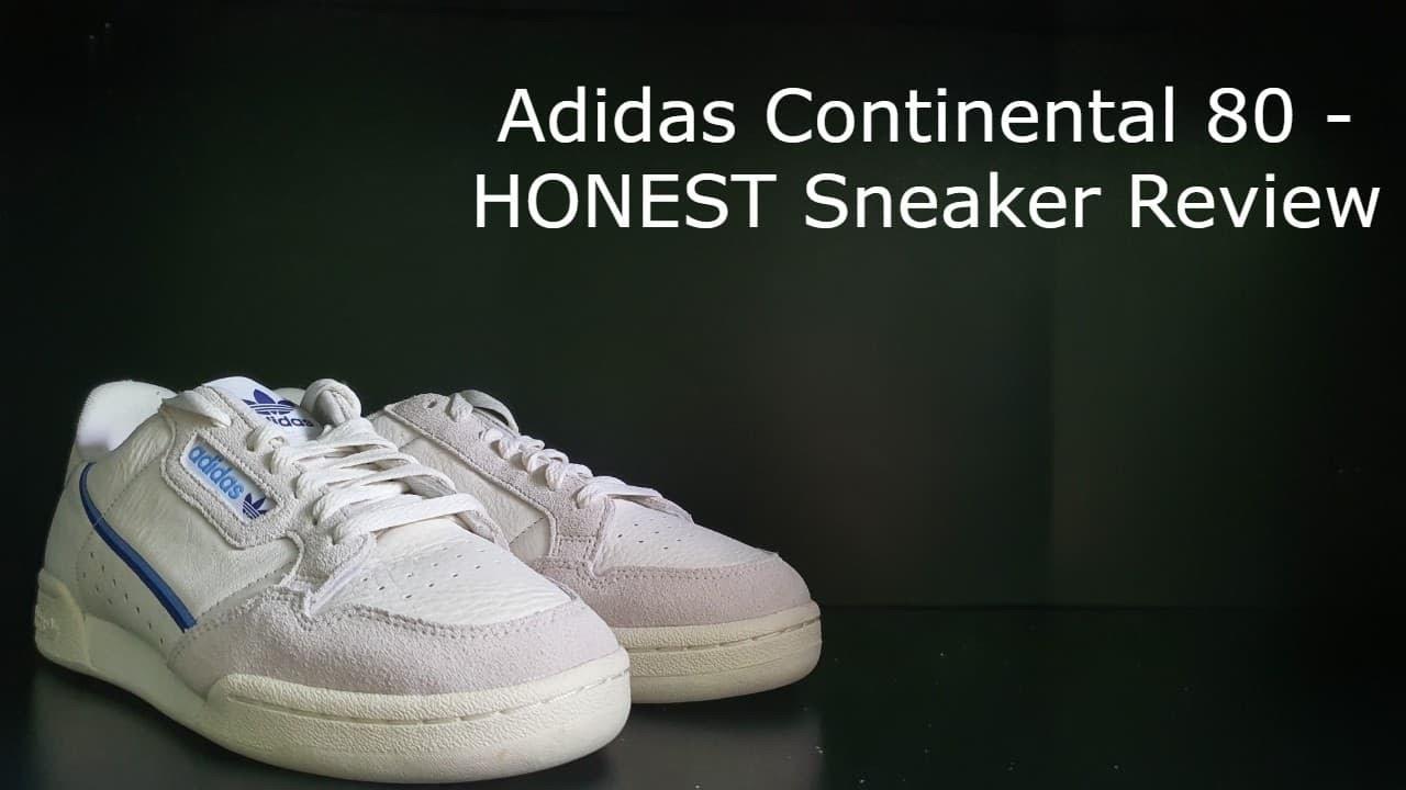 Adidas Continental 80 - HONEST Sneaker