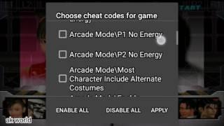 Tekken 3 me cheats kaise apply kare