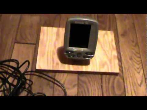 Homemade Fish Finder Mount Youtube