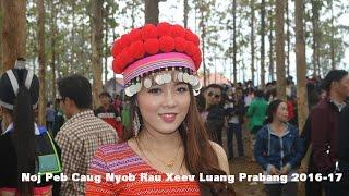 Noj Peb Caug Nyob Rau Xeev Luang Prabang 2016-17