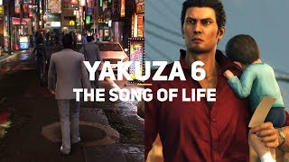 Yakuza 6: The Song of Life | Первый взгляд