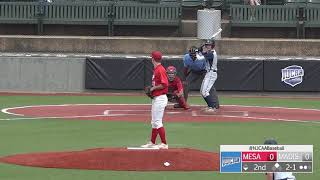 2019 NJCAA Region IV Baseball Tournament at Madison College