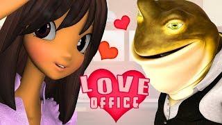 Liefde op de werkvloer
