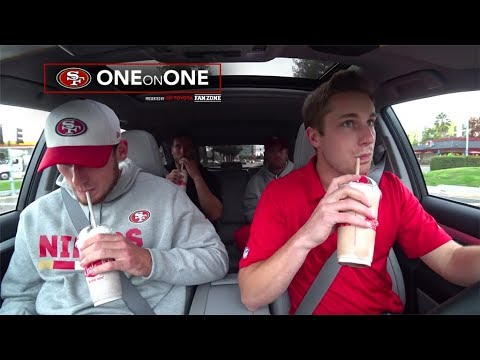 1-on-1: Grabbing Milkshakes with the 49ers Specialists