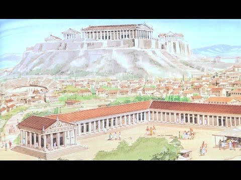 The Ancient Greeks History opens windows Book on kids channel Play Tube TV