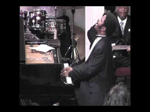 a tribute to rev james cleveland concert with robert turner