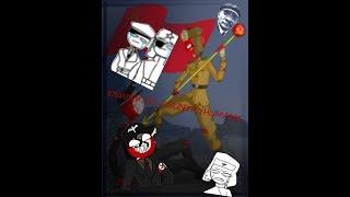 """Кто прочитал тот коммунист""-(озвучка комиксов по countryhumans) #10~USSR & Reich"