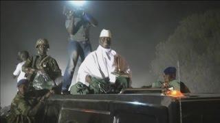 Gambie, Yahya Jammeh accepte de céder le pouvoir à Adama Barrow