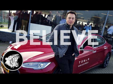 Elon Musk – Motivation: Believe in Yourself
