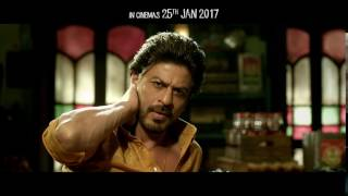 2 Days To Go | Raees Ka Din | Shah Rukh Khan, Mahira Khan, Nawazuddin Siddiqui
