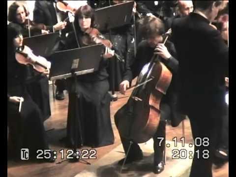 R. Schumann Cello Concerto a-moll (part2-3) Rustam Komachkov