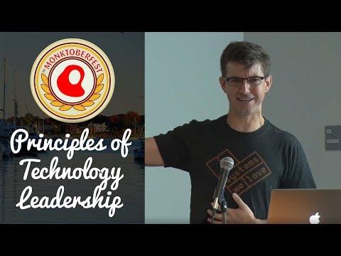 Principles of Technology Leadership | Bryan Cantrill | Monktoberfest 2017