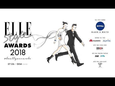 [ELLE Style Awards 2018] #BeAllYouCanBe | ELLE Vietnam