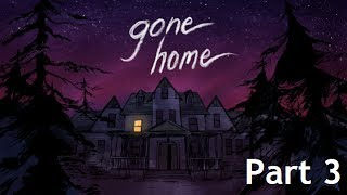 Chrissy Plays: Gone Home (Part 3)