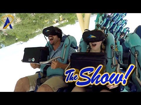 Attractions - The Show -  Kraken Unleashed; Caribbean Carnaval; latest news - June 22, 2017