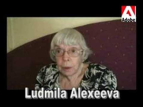Lyudmila Alexeyeva Interview