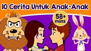 Video 10 Cerita Untuk Anak-Anak - Dongeng Bahasa Indonesia | Animasi Kartun | Kids Stories in Indonesian download MP3, 3GP, MP4, WEBM, AVI, FLV Maret 2018