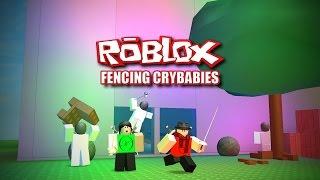 FENCING FAIL (Roblox: Fencing)