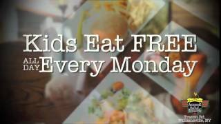 Anchor Bar - Kids Eat FREE Mondays