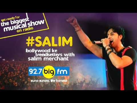 #Salim  Bollywood ke trendsetters | Show 01 | 15th May