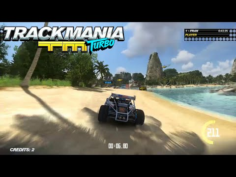 Trackmania Turbo - Gameplay Walkthrough [EUROPE]
