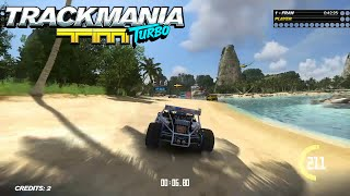 видео Trackmania Turbo