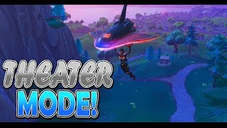 THEATER MODE IS SICK! - NEW Fortnite Patch Thoughts/Gameplay