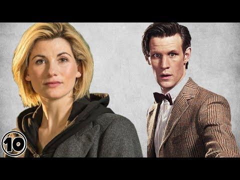 Top 10 Best Doctor Who Doctors