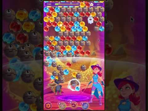 Bubble Witch Saga 3 - Level 89 - No Boosters