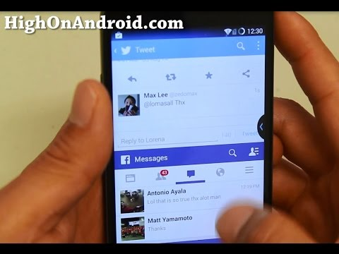 How To Add Multi-Window On Any Rooted Android Smartphone/Tablet!