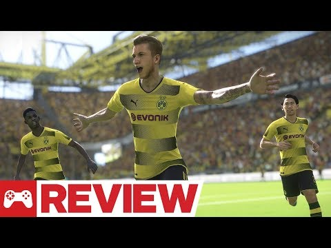 PES 2018 Review
