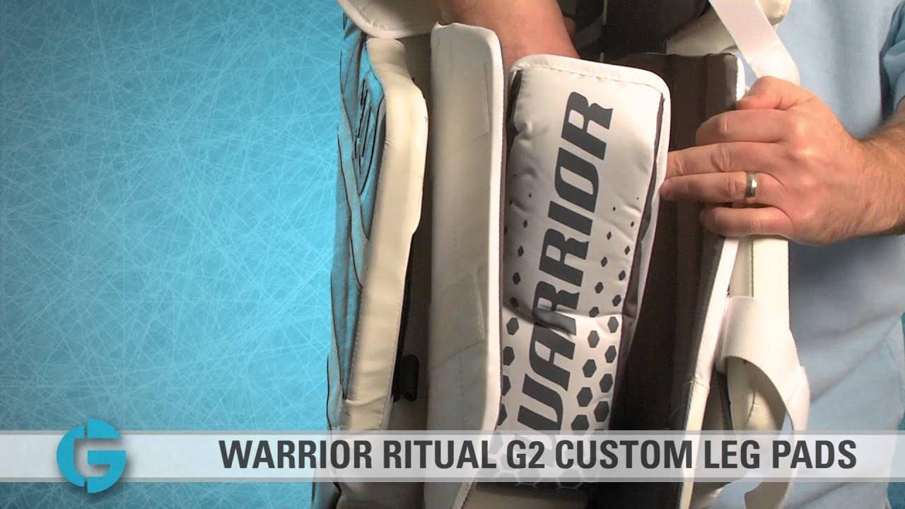 Warrior Ritual G2 Custom Leg Pads