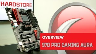 ASUS - 970 Pro Gaming/Aura - Overview