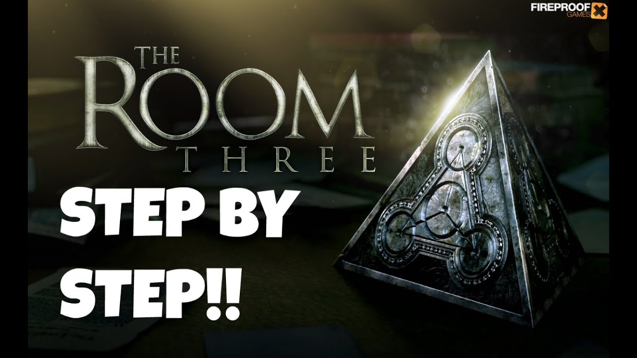 The Room Three - Chapter 4 - COMPLETE GAMEPLAY WALKTHROUGH