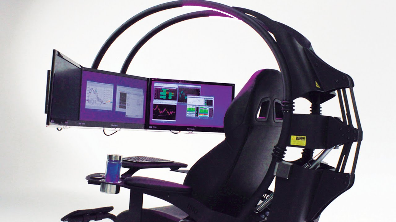 THE CRAZIEST GAMING CHAIR, ARKHAM KNIGHT PC FIX, U0026 MORE   YouTube