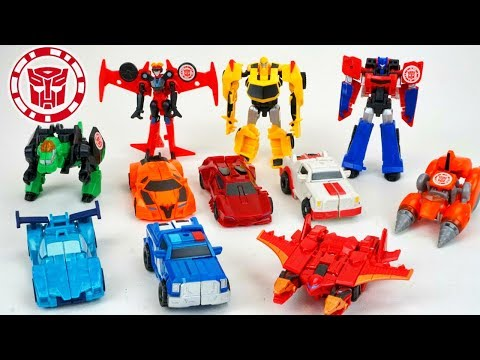 Transformers Robots In Disguise Legion Class Autobots Collection Wave1-8 DAY 18