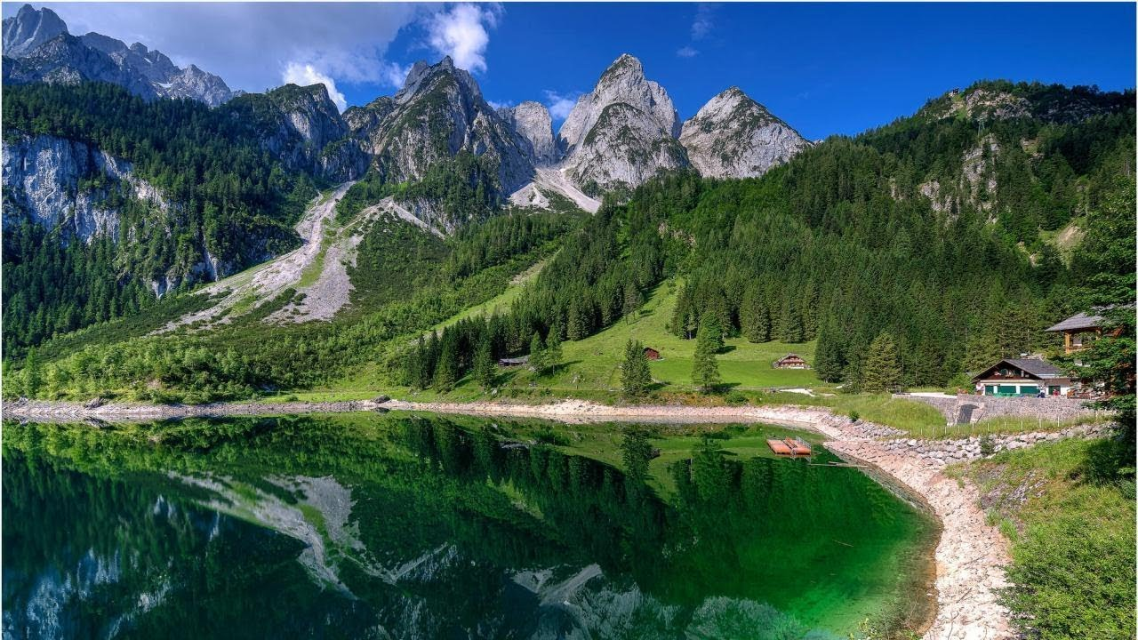 Naturaleza Hermosa - Paisajes Europeos